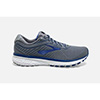 Brooks Ghost 12 Men's Running Shoe - 003 - Grey/Alloy/Blue - 7