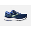 Brooks Ghost 12 Women's Running Shoe - 5 - 413 - Peacoat/Blue/Aqua