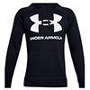 1357093 - Men's UA Rival Fleece Big Logo Hoodie