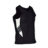 Youth Defiance II Loose Fit Singlet - Black/White - Youth Small