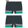 Holloway Custom Sub Wmns Comp Short