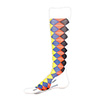 4003R - Gem Compression Socks 10-13