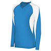 342183 - Girls Long Sleeve Court Jersey