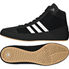 AQ3327 - Adidas HVC Youth Wrestling Shoes