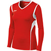 bt1276 - Asics Jr. Mintonette Long Sleeve Jersey