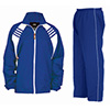 Defiance II Warm-up Suit - Royal - Youth Medium