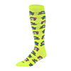 lp007-951 - ProDri Neon Monkeys Sock