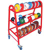 p759 - Discus and Shot Carry Cart