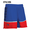 Cliff Keen Custom Board Shorts Style 55