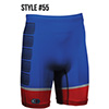 Cliff Keen Custom Compression Shorts 55