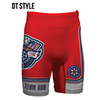 slws43dt - Cliff Keen Custom Compression Shorts DT