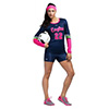 UA ARMOURFUSE L./S Women's VB JERSEY