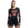 UA ARMOURFUSE SS WOMEN'S VB JERSEY