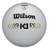 wth1895g - Wilson K1 Gold Volleyball